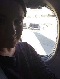 I'm on a plane ya'll